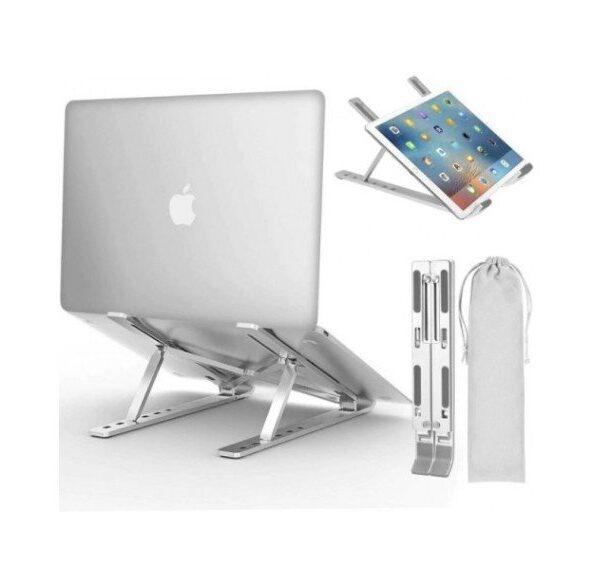 μεταλλική-πτυσσόμενη-βάση-φορητού-υπολογιστή-laptop-stand