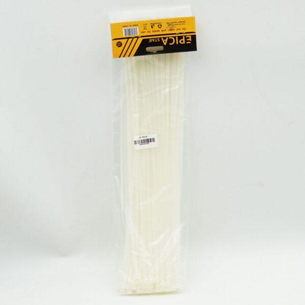 ΔΕΜΑΤΙΚΑ ΚΑΛΩΔΙΩΝ 100ΤΜΧ 5*400mm EPICA STAR TO-EP-60526