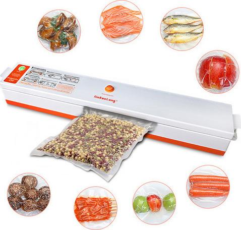 Συσκευή Αεροστεγούς Σφραγίσματος Τροφίμων Κενού Αέρος 25cm electronistas.gr