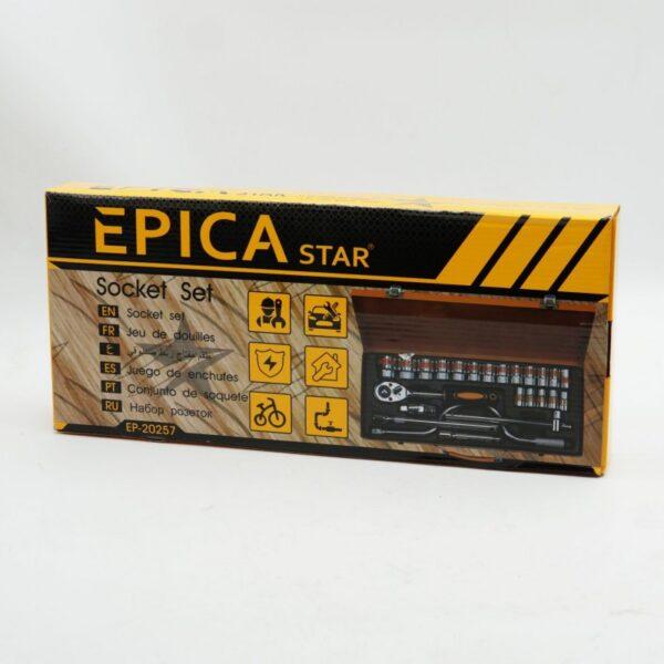 ΣΕΤ ΚΑΡΥΔΑΚΙΑ ΣΕ ΒΑΛΙΤΣΑΚΙ 23ΤΜΧ EPICA STAR - electronistas.gr