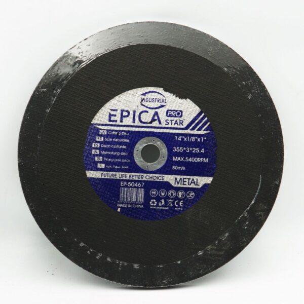 ΔΙΣΚΟΣ ΚΟΠΗΣ 355x3x25.4mm EPICA STAR TO-EP-50467