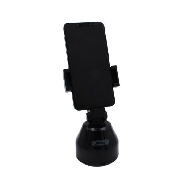 Smart Selfie Stick – Βάση 360° Ανίχνευση Προσώπου & Αντικειμένω electronistas.gr