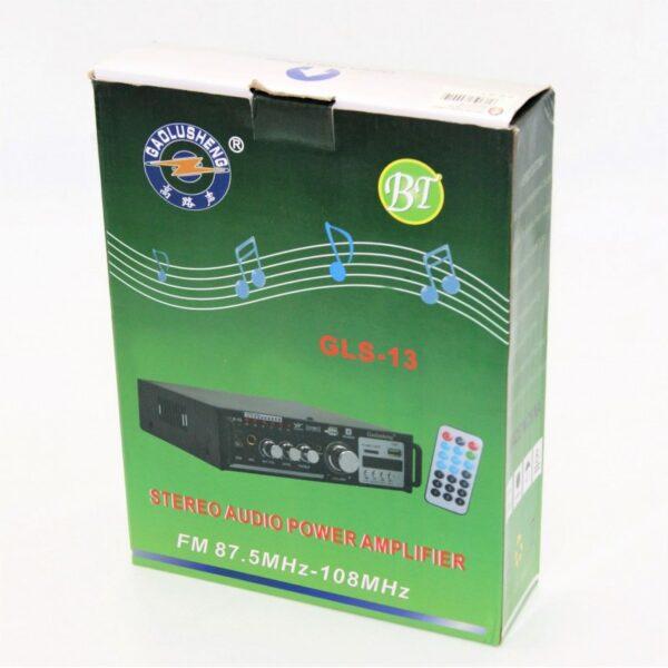 ΡΑΔΙΟ LCD ΕΝΙΣΧΥΤΗΣ AU-GLS-13