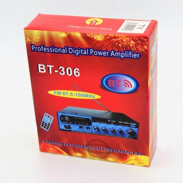 ΕΠΑΓΓΕΛΜΑΤΙΚΟΣ ΨΗΦΙΑΚΟΣ ΕΝΙΣΧΥΤΗΣ BT-306 AU-SP-2351