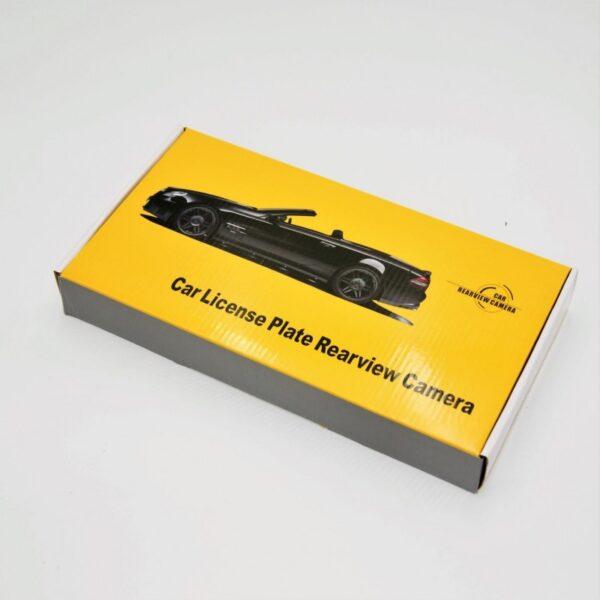 CAR LICENSE PLATE REARVIEW CAMERA AU-AC-7105