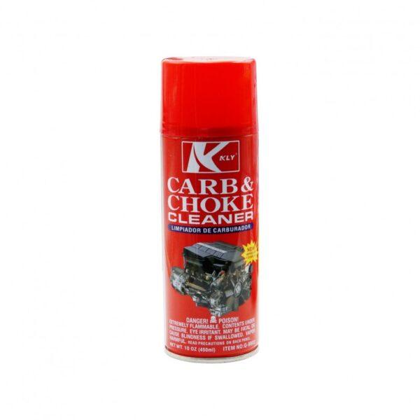 CARB & CHOKE CLEANER SPRAY 450ML AU-28802