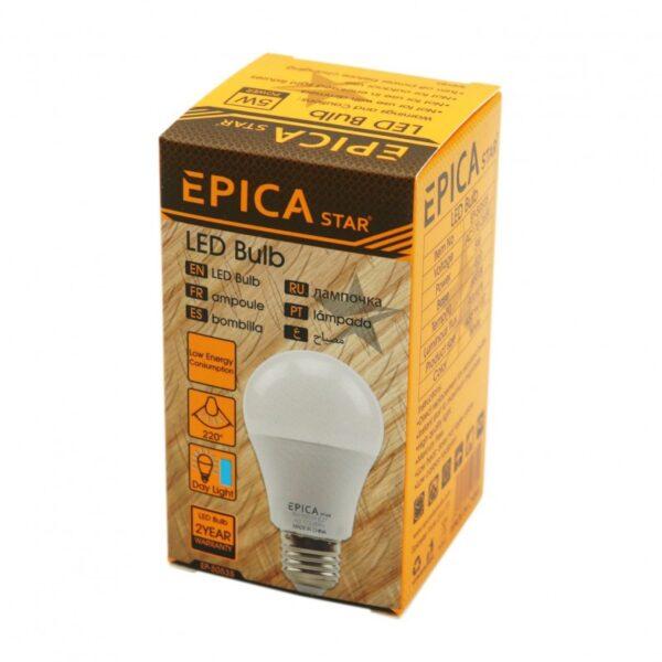 ΛΑΜΠΑ LED 5W EPICA STAR TO-EP-50535