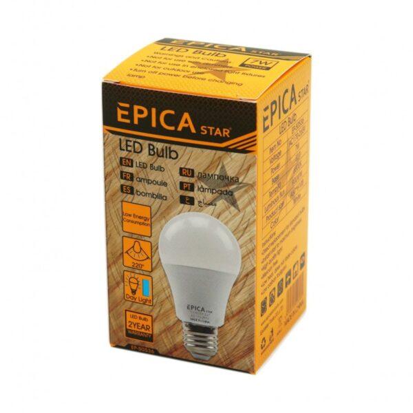 ΛΑΜΠΑ LED 7W EPICA STAR TO-EP-50536
