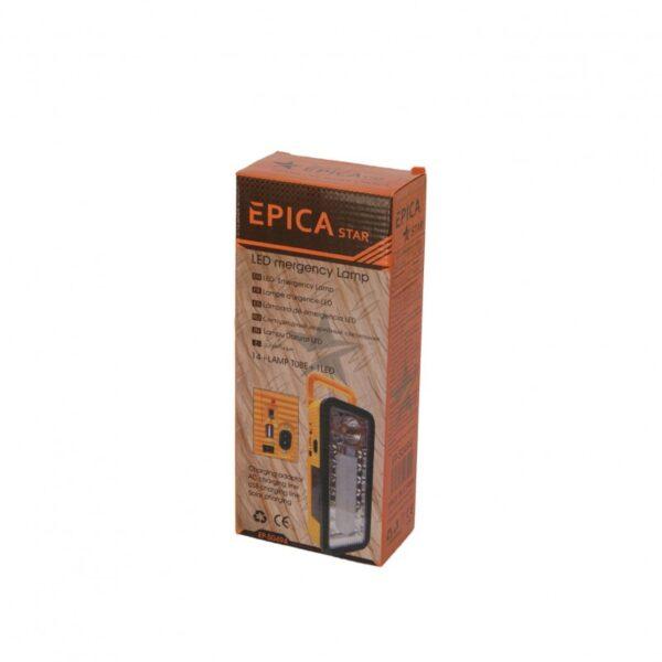 LED ΛΑΜΠΑ ΕΚΤΑΚΤΗΣ ΑΝΑΓΚΗΣ EPICA LI-EP-50494