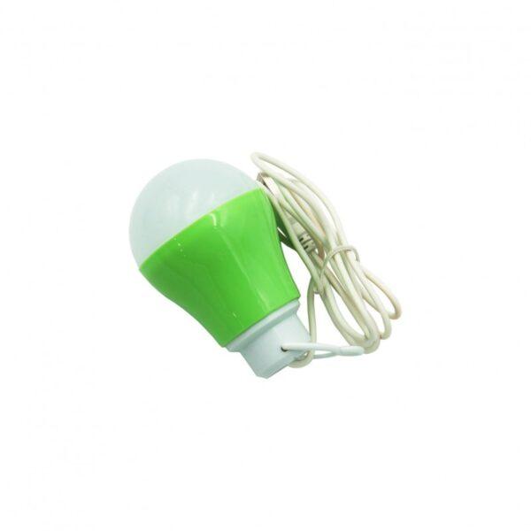 ΛΑΜΠΑ LED ΜΕ USB TY-GREEN