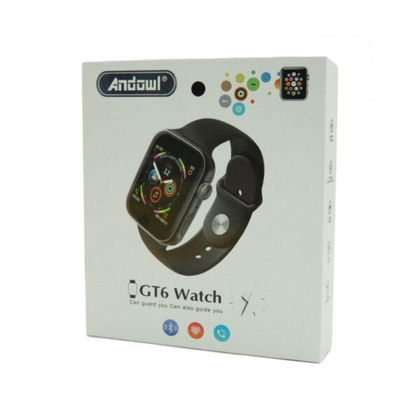 SMART WATCH ANDOWL GT6 AN-GT6