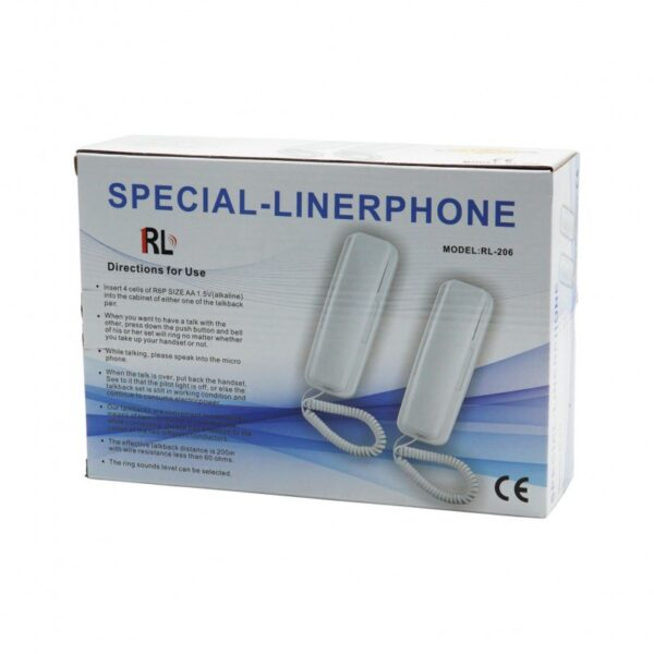 SPECIAL LINERPHONE TY-RL-206