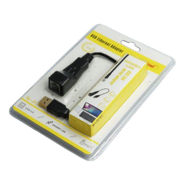 USB ETHERNET ΑΝΤΑΠΤΟΡΑΣ ANDOWL AN-Q-JC81