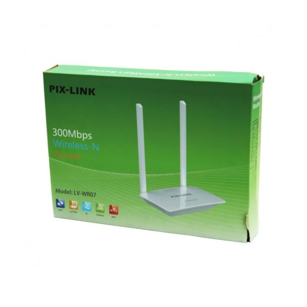 WIFI ROUTER 300MBPS TY-LV-WR07