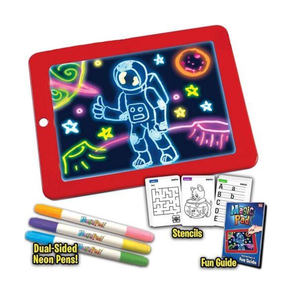 Μαγικός πίνακας ζωγραφικής – Magic Pad electronistas.gr