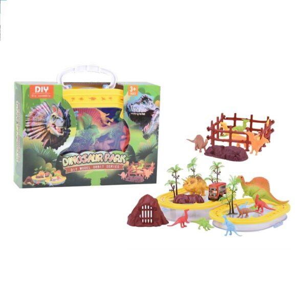παιδικο παιχνιδι ο κοσμος των δεινοσαυρων electronistas.gr