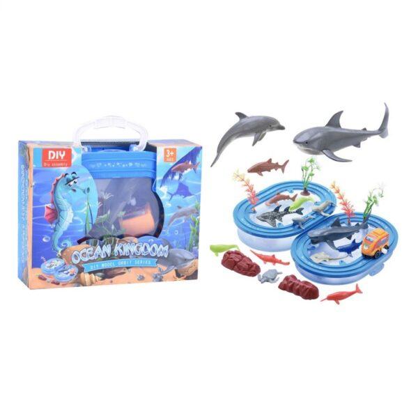 παιδικος παιχνιδι ο κοσμος του ωκεανου electronistas.gr