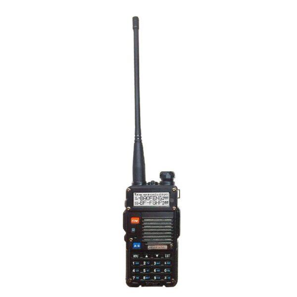 ΑΣΥΡΜΑΤΟΣ ΠΟΜΠΟΔΕΚΤΗΣ Baofeng 8W Dual Band VHF UHF electronistas.gr