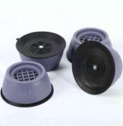 Σετ 4 αντιολισθητικών ποδιών για πλυντήριο ρούχων electronistas.gr